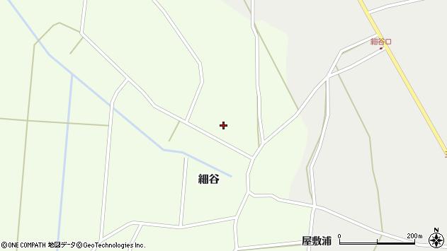山形県上山市細谷69周辺の地図