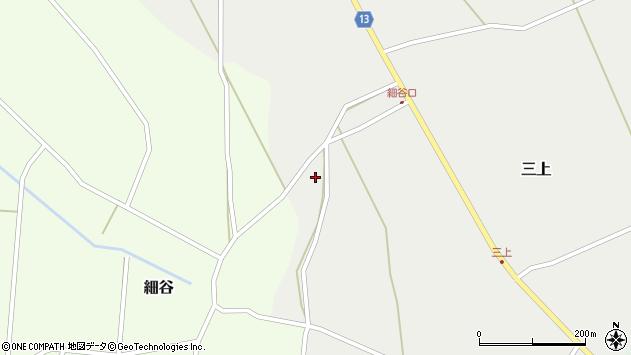 山形県上山市三上屋敷浦1300周辺の地図