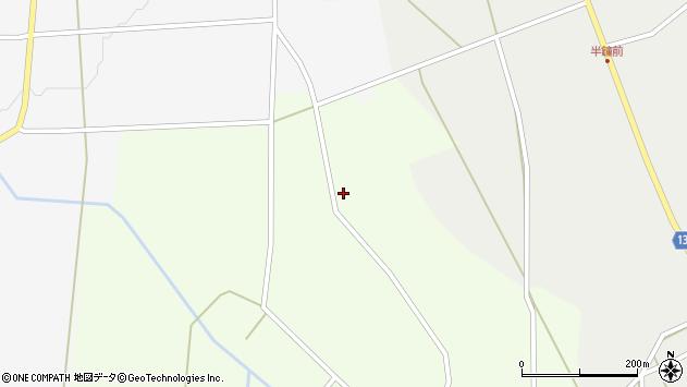 山形県上山市細谷1369周辺の地図