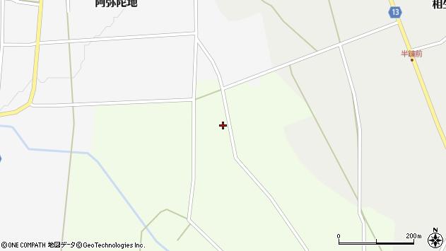 山形県上山市細谷1382周辺の地図