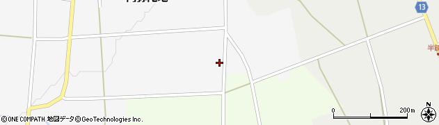 山形県上山市阿弥陀地1015周辺の地図