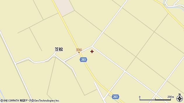 山形県上山市牧野十二神378周辺の地図