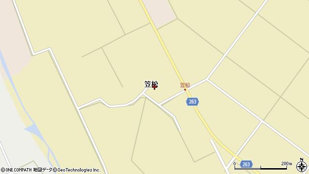 山形県上山市牧野641周辺の地図
