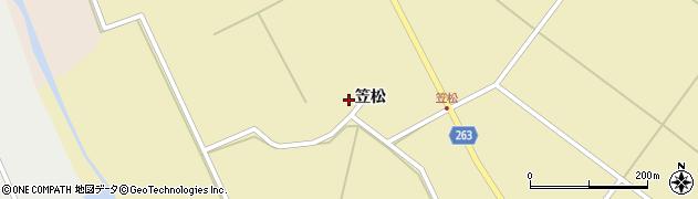 山形県上山市牧野2周辺の地図