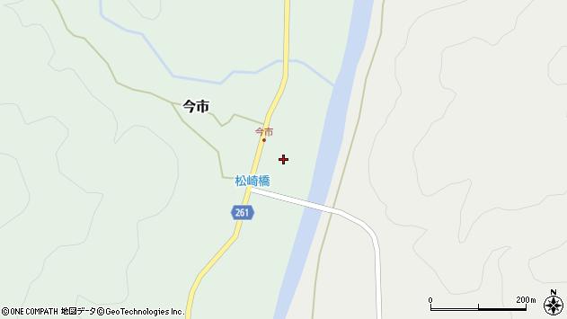 山形県西置賜郡小国町今市326周辺の地図
