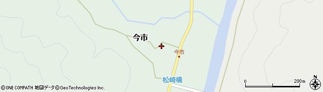 山形県西置賜郡小国町今市342周辺の地図