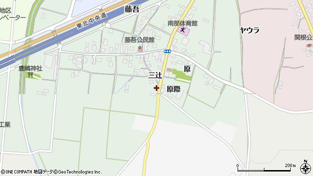 山形県上山市藤吾563周辺の地図