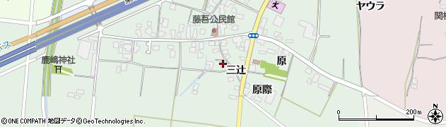 山形県上山市藤吾618周辺の地図