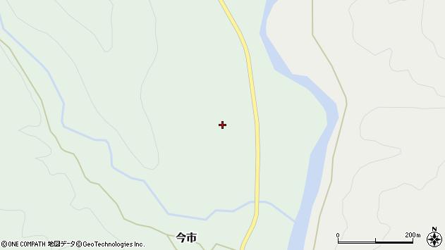 山形県西置賜郡小国町今市525周辺の地図