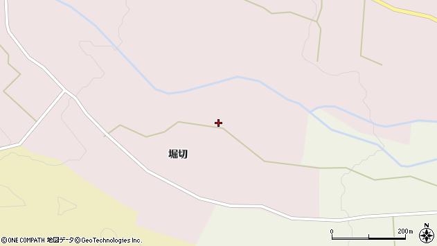 山形県上山市永野堀切2116周辺の地図