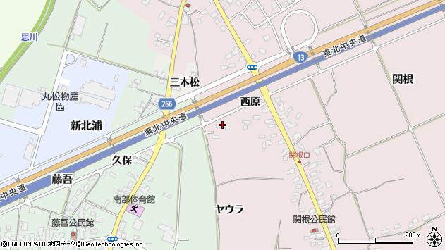 山形県上山市関根ヤウラ815周辺の地図