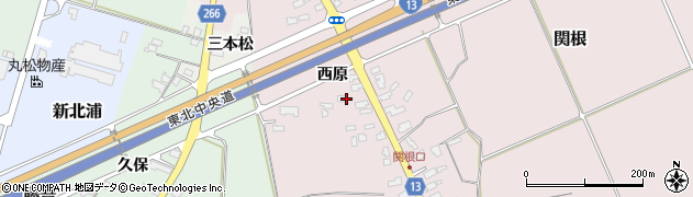 山形県上山市関根679周辺の地図