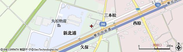 山形県上山市藤吾久保1976周辺の地図