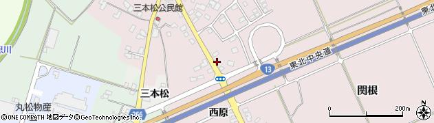 山形県上山市関根838周辺の地図