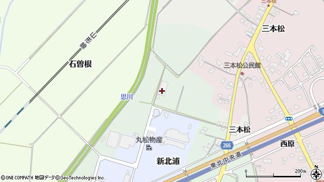 山形県上山市藤吾中道143周辺の地図