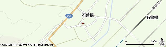 山形県上山市石曽根9周辺の地図