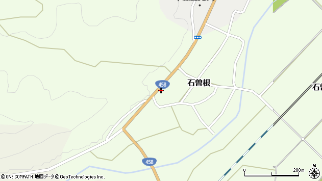 山形県上山市石曽根1359周辺の地図