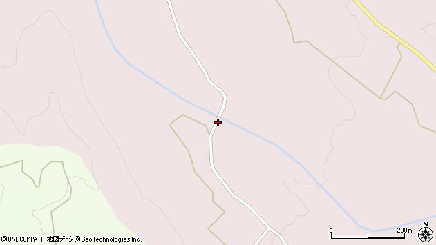山形県上山市永野石畑ケ周辺の地図