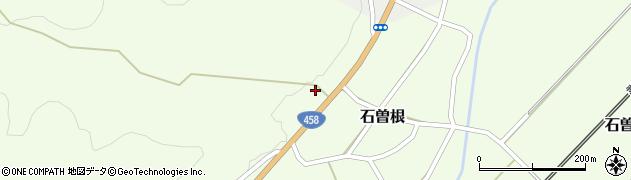 山形県上山市石曽根1周辺の地図