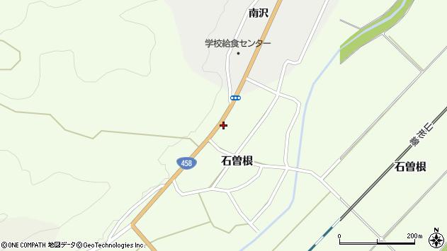 山形県上山市石曽根外畑1380周辺の地図