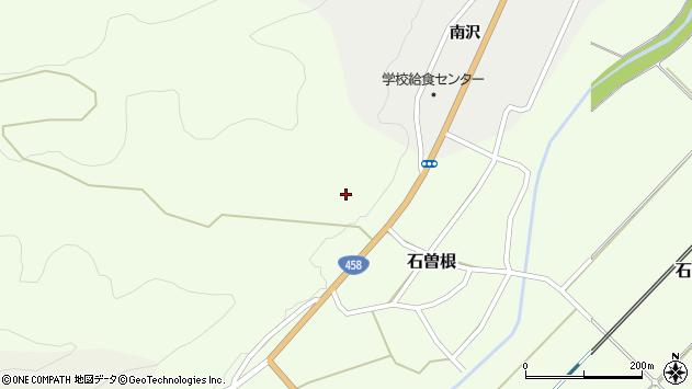 山形県上山市石曽根1631周辺の地図