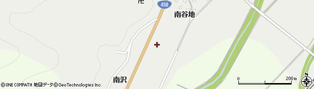 山形県上山市高松南谷地1174周辺の地図