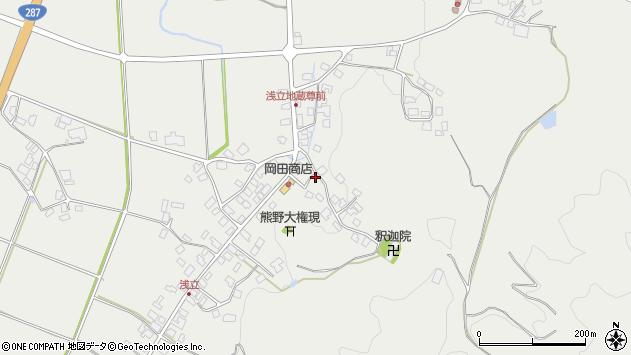 山形県西置賜郡白鷹町浅立3719周辺の地図