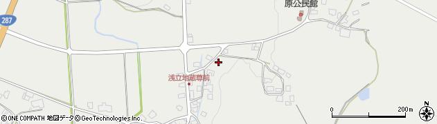 山形県西置賜郡白鷹町浅立3638周辺の地図