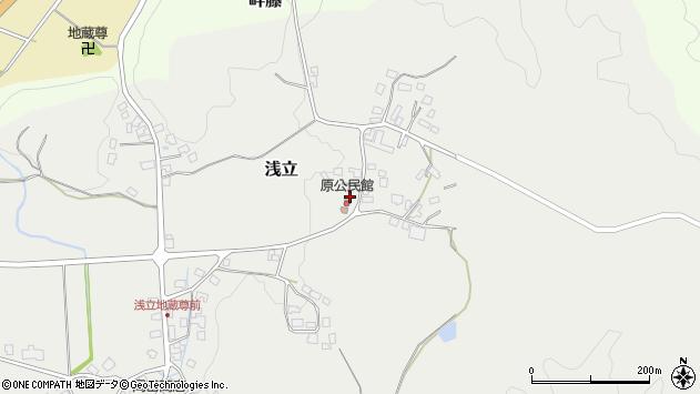 山形県西置賜郡白鷹町浅立2909周辺の地図