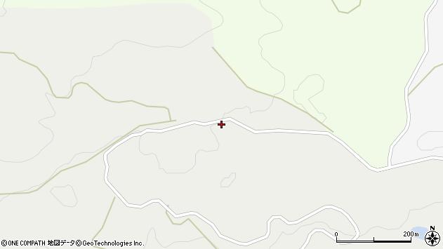 山形県上山市高松1718周辺の地図