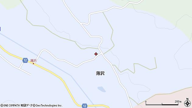 山形県上山市高野295周辺の地図