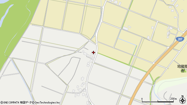 山形県西置賜郡白鷹町浅立2225周辺の地図