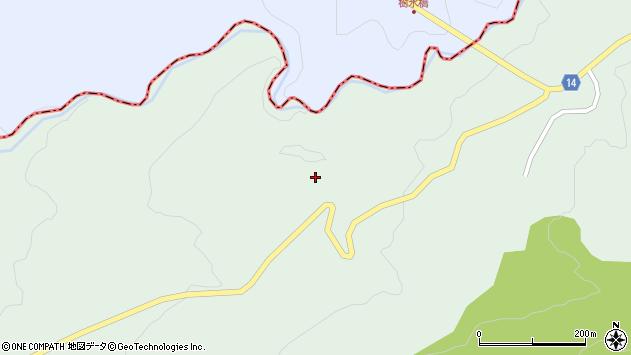 山形県上山市小倉大森1968周辺の地図