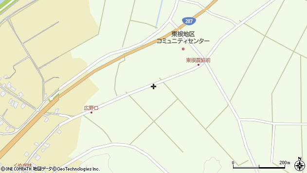 山形県西置賜郡白鷹町畔藤6377周辺の地図