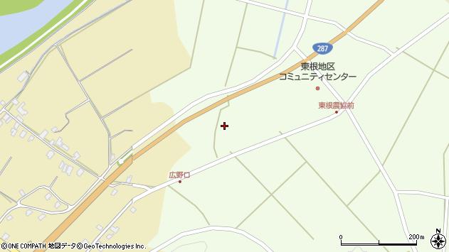 山形県西置賜郡白鷹町畔藤耳堂周辺の地図