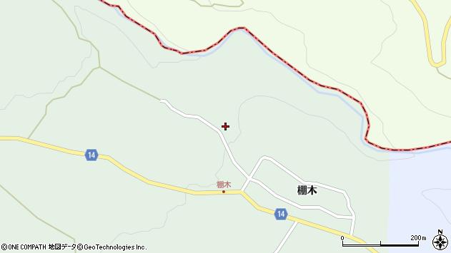 山形県上山市小倉棚木1130周辺の地図