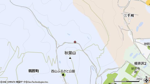 山形県上山市鶴脛町947周辺の地図