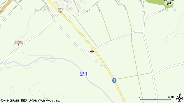 山形県西置賜郡白鷹町畔藤9480周辺の地図