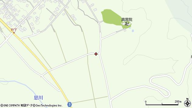 山形県西置賜郡白鷹町畔藤1592周辺の地図