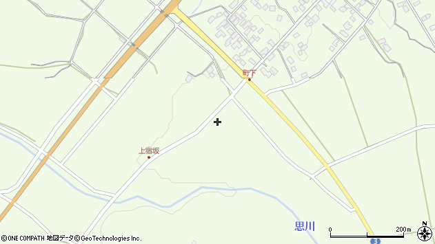 山形県西置賜郡白鷹町畔藤2608周辺の地図