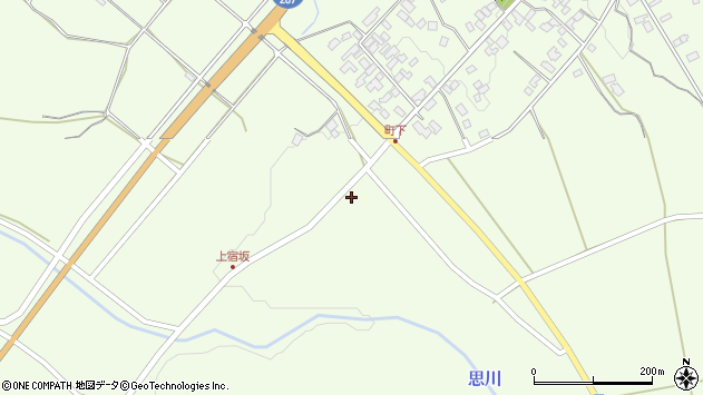 山形県西置賜郡白鷹町畔藤2609周辺の地図