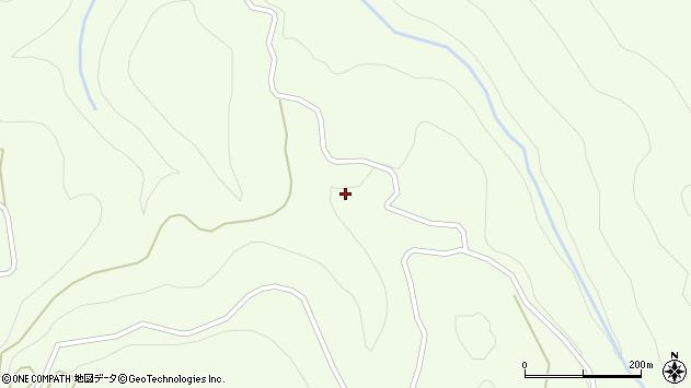 山形県上山市狸森794周辺の地図