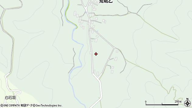 山形県西置賜郡白鷹町荒砥乙2183周辺の地図