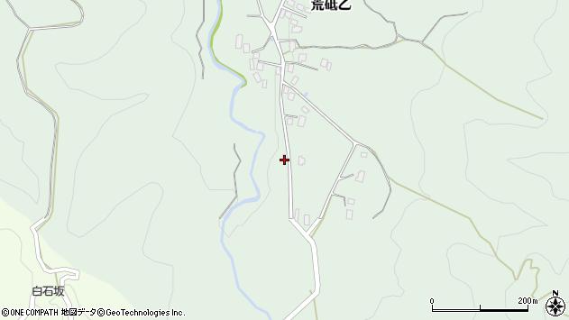山形県西置賜郡白鷹町荒砥乙2228周辺の地図