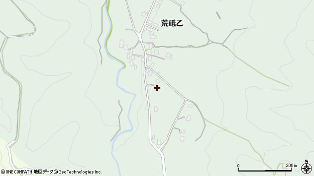 山形県西置賜郡白鷹町荒砥乙2208周辺の地図
