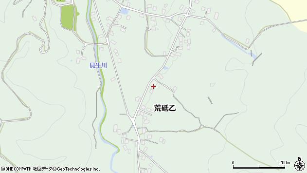 山形県西置賜郡白鷹町荒砥乙2441周辺の地図