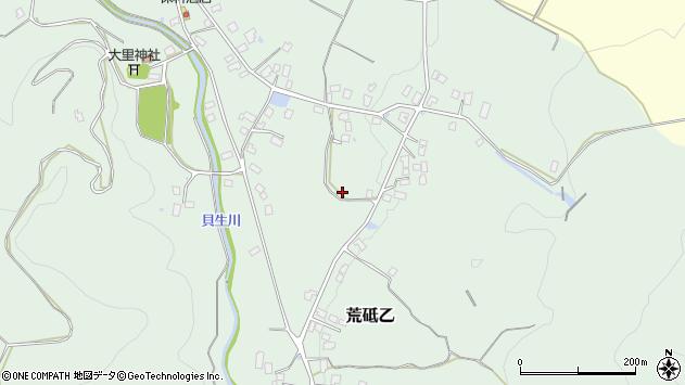 山形県西置賜郡白鷹町荒砥乙2636周辺の地図