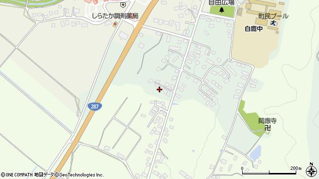 山形県西置賜郡白鷹町荒砥乙1366周辺の地図
