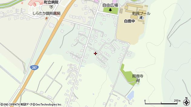 山形県西置賜郡白鷹町荒砥乙1308周辺の地図