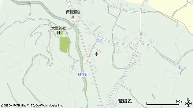 山形県西置賜郡白鷹町荒砥乙2712周辺の地図